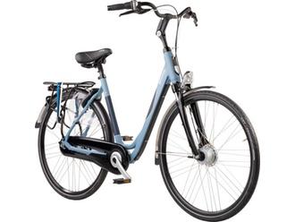 Nieuwe fiets van Sparta